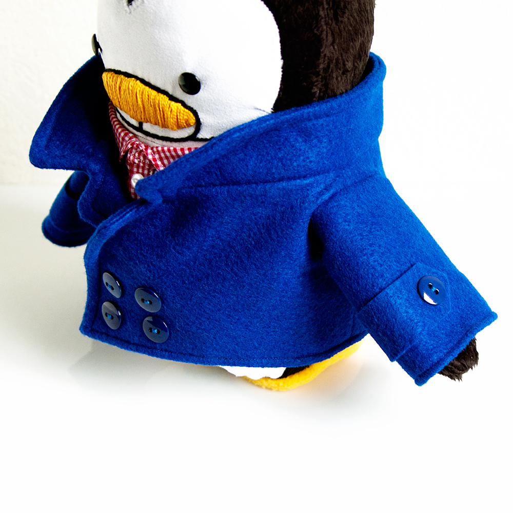 Chinstrap Goatee Penguin