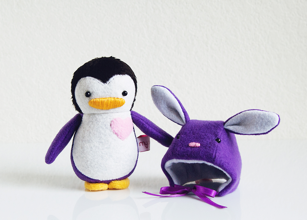 Mini Bunny Penguins