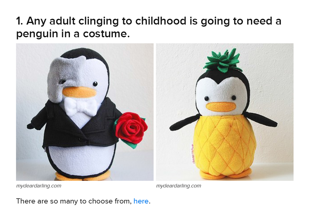 My Dear Darling Penguins on BuzzFeed