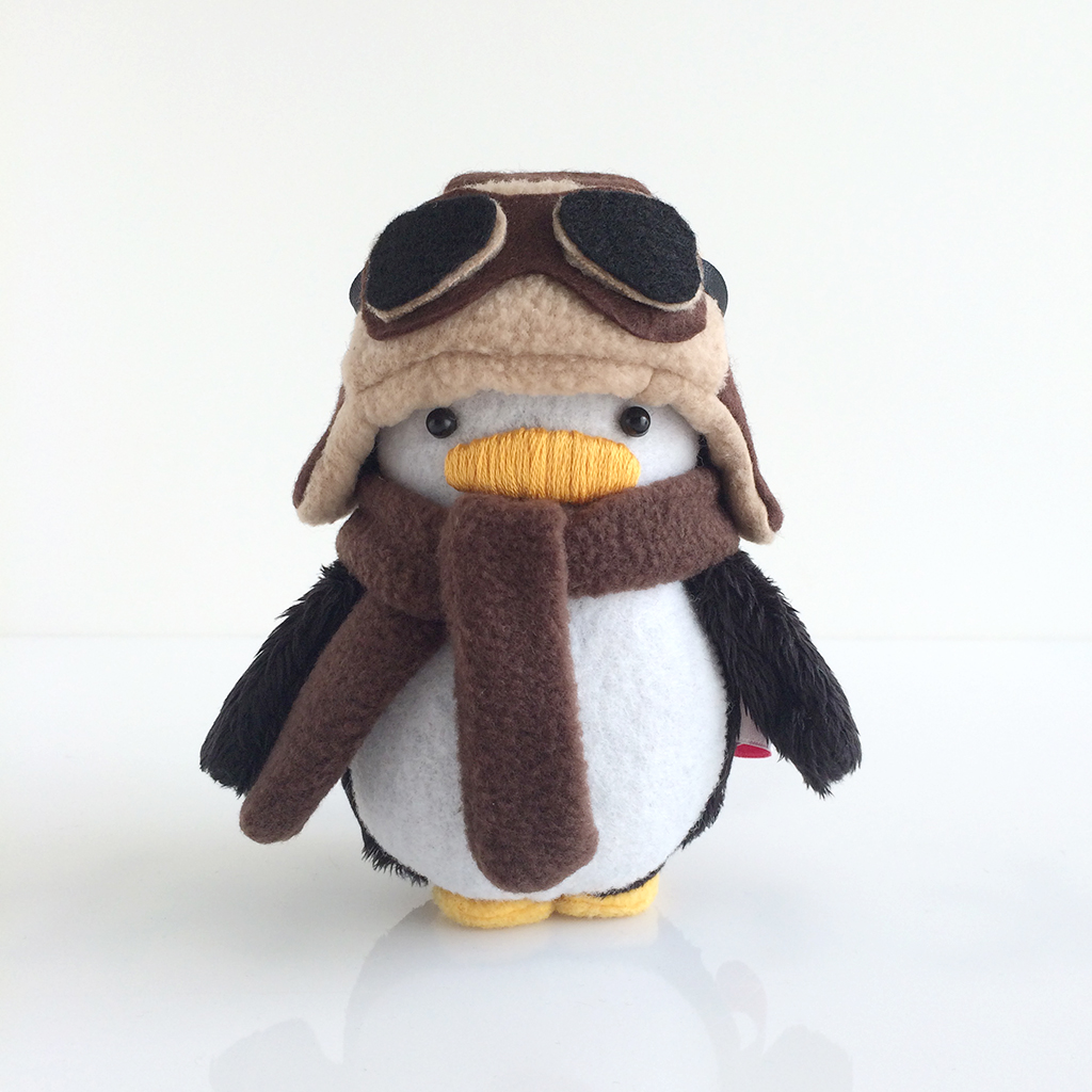 My Dear Darling Aviator Mini Penguin
