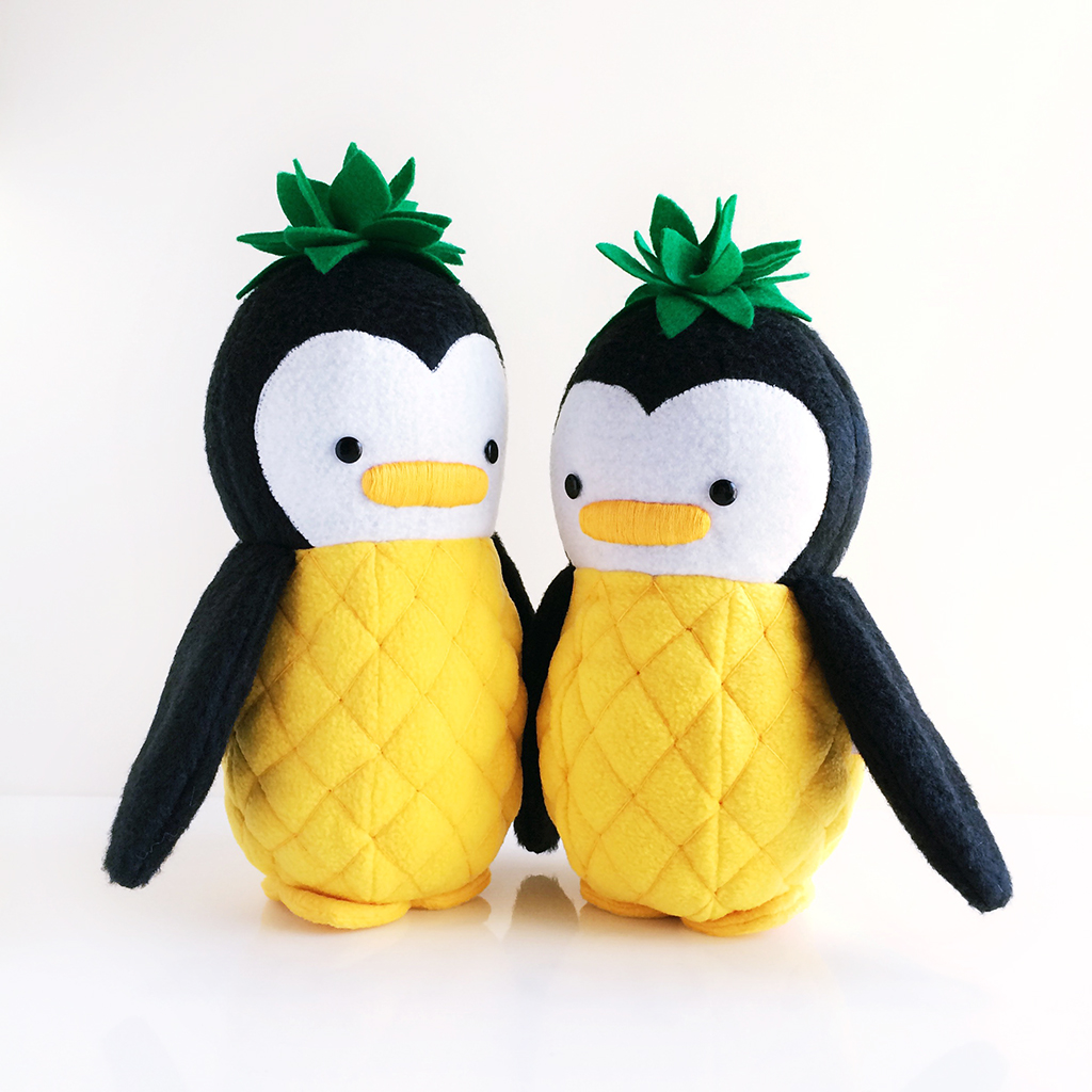 My Dear Darling Pineapple Penguins