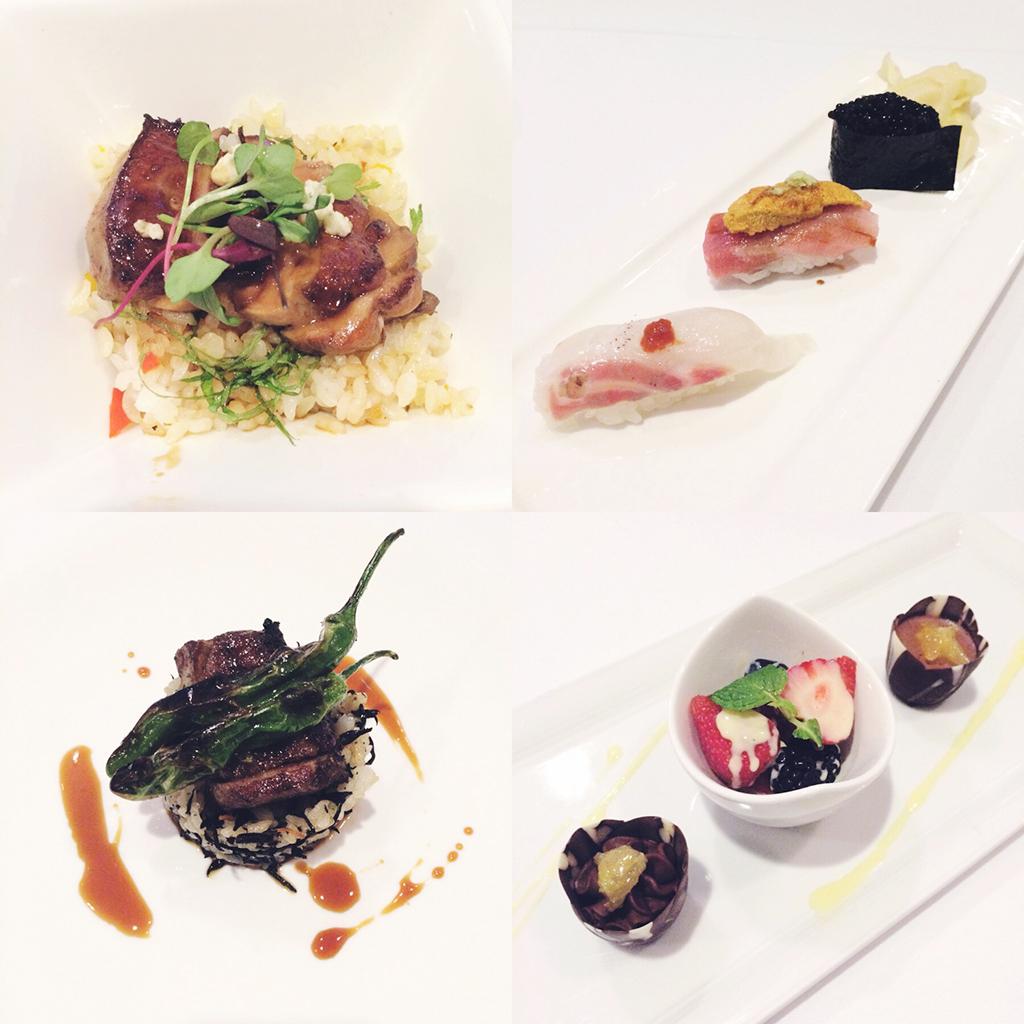 Hamamori Dinner