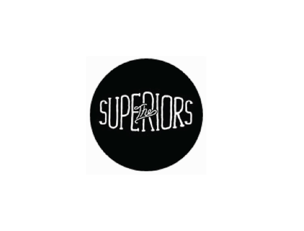 THE SUPERIORS Apparel company offering high-quality clothing and support for the community, on the superior side.