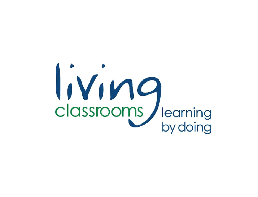 "LIVING CLASSROOMS   Strengthens communities and inspires youth to achieve their potential through hands-on education & job training, using urban, natural, and maritime resources as ""living classrooms."""