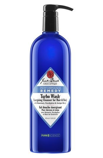 Turbo Wash - This is my favorite body wash of all time.I get the 33oz and use it was a natural sponge. I've been using this for years and I'm not about to swap it any time soon.