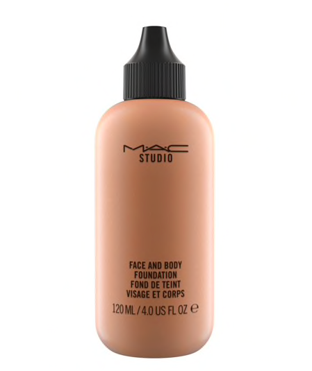 Face and Body Foundation - If you want to take your NYE look to the next level, put MAC's Face and Body foundation on your legs. This will give you the perfect model limbs and also cover up any shaving nicks from when you were rushing to hit the pre-game.