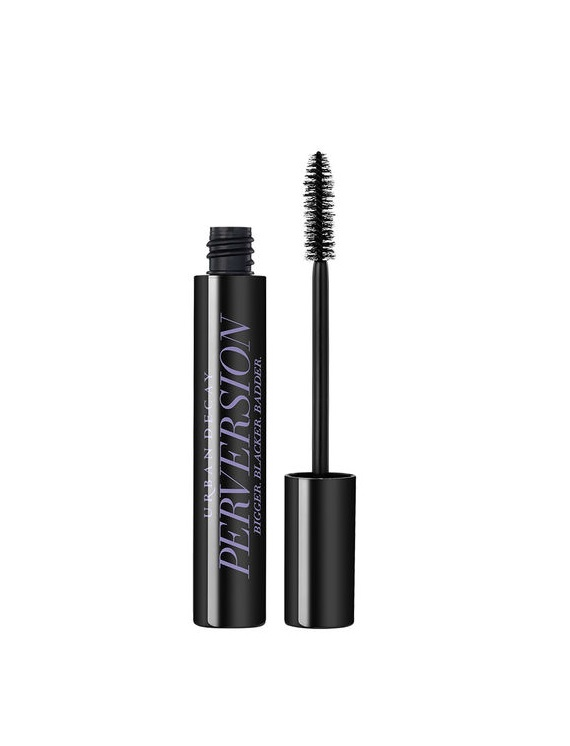 Perversion Mascara - This may be my favorite mascara of all time. It doesn't flake or smudge and it is a gentle brush and formula that you can use for daytime makeup or layer it on over and over for a dramatic, no clump evening look. Mascara newbies or foes? This one's for you.