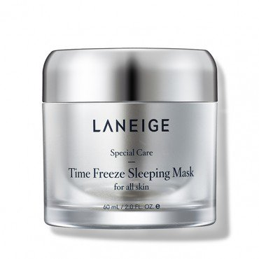 The Time Machine - We love a sleep mask. Put this on, go to bed, and wake up looking younger. This is literally like getting a six pack while sitting on the couch. If your looking for anti-aging without the burn of retinol, this mask is it.