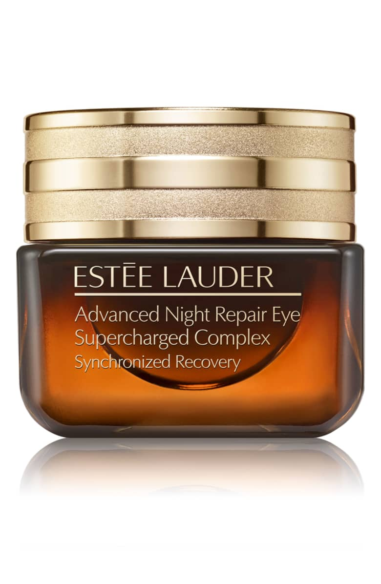 Advanced Night Repair Eye Supercharged Complex Synchronized Recovery - by Estée Lauder is the OG skincare with the added technology of today. In addition to hyaluronic acid and antioxidants for hydration and regeneration, respectively, the cream uses ChronoluxCB. This unique and patented technology allows skin to mimic its regenerative cycle throughout the night that matches with your ideal circadian pattern. This allows your skin to heal and grow stronger against all of the pollution we are invaded with every day.