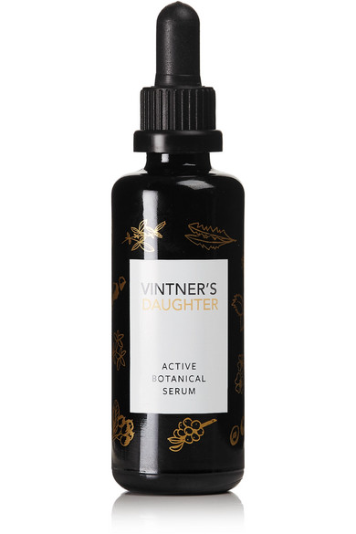 Active Botanical Serum - by Vintner's Daughter is not only a kick-ass regenerative serum but the brand was started by a woman who was looking for a natural alternative to the skincare that was on the market.A female boss who made a healing, anti-aging serum from 100% natural ingredients including botanicals and essential oils? We're in.