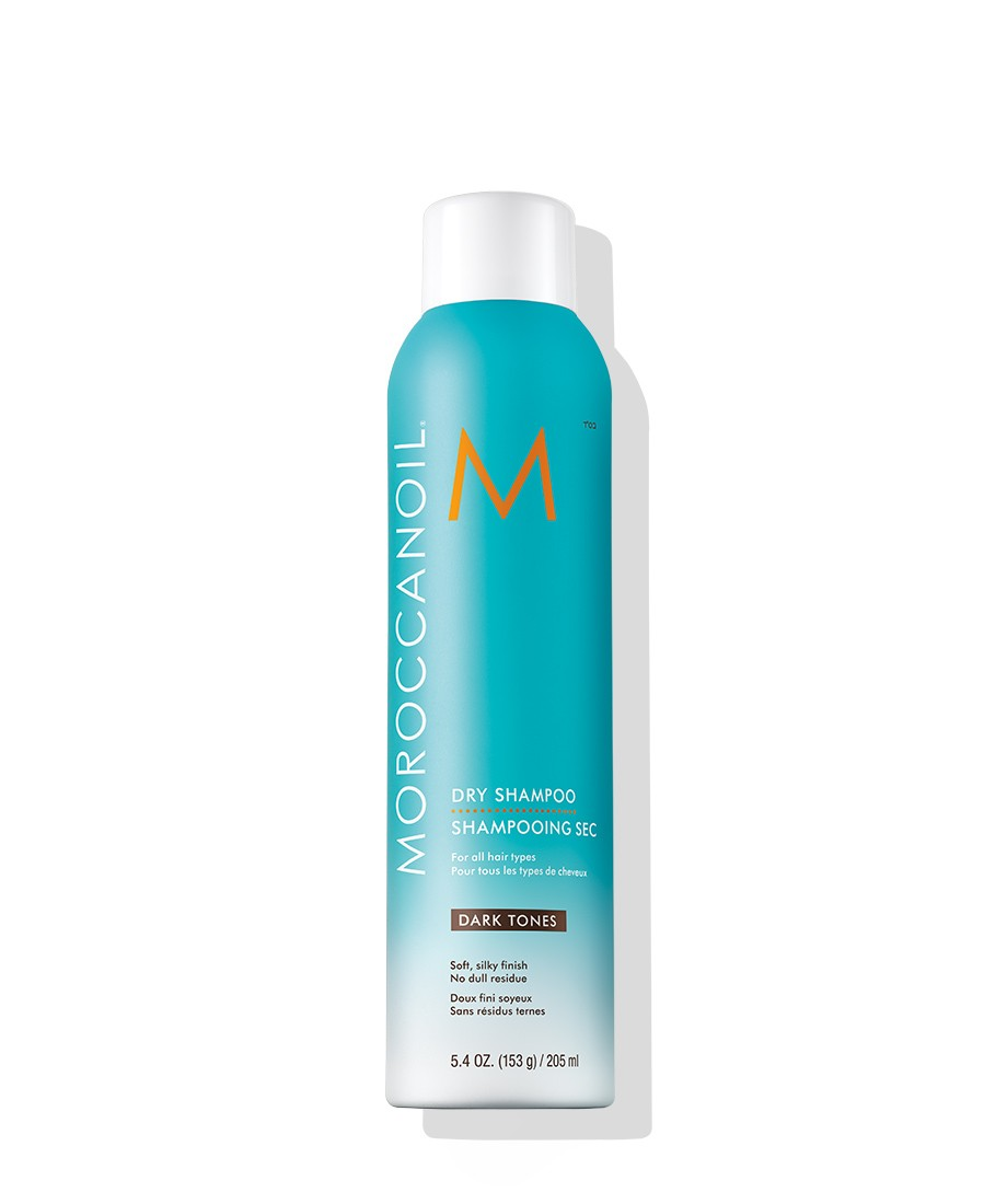 The Raven Goddess - We all know and love Moroccanoil for it's use of argan oil in their products. It not only contributes to the beautiful scent of the brand's products but it also hydrates hair in a lightweight way, without greasing you further.The winner for our non-blond readers is the Dark Tones Dry Shampoo. While other dark toned dry shampoos may cause for uneven distribution or dark powder that gets everywhere, this doesn't. The placement is just how you want it and doesn't transfer onto your silk pillowcases.