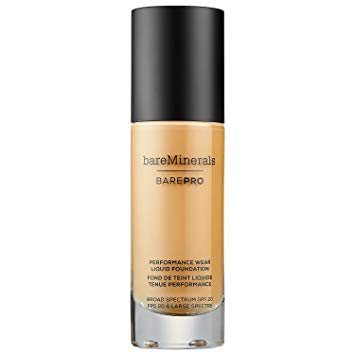 The Sensitive Soul - If you have allergies or sensitivity to most face products, grab you some BarePRO™ Performance Wear Liquid Foundation. This formula is one of the most gentle on the market while also giving a highly pigmented, matte coverage. Their list of exclusions are almost as long as their list of ingredients.Matte? Dry skin doesn't look good with matte coverage! MYTH. This water-based formula buffs into the skin softly without clinging to any dryness while papaya enzyme gently exfoliates and dead skin, allowing for a smoother feel after you take your makeup off. Additionally, the Mineral Lock technology makes your base stay for hours without drying out or budging.