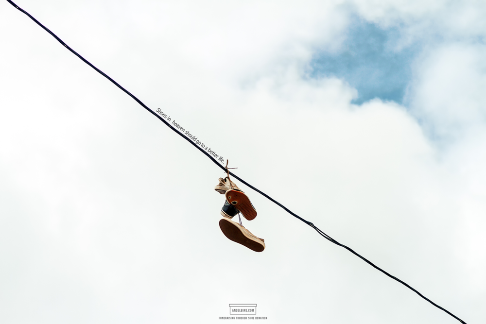 Angel Bins Shoes In Heaven 2