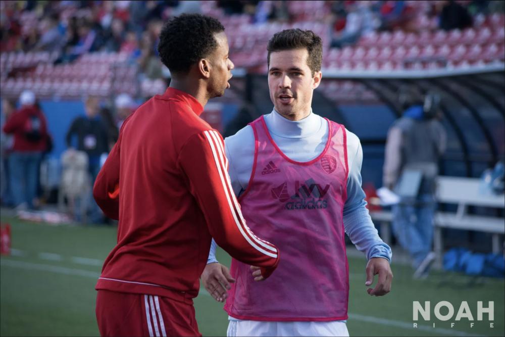 FC Dallas vs Sporting KC: Match Photos - By: Noah Riffe