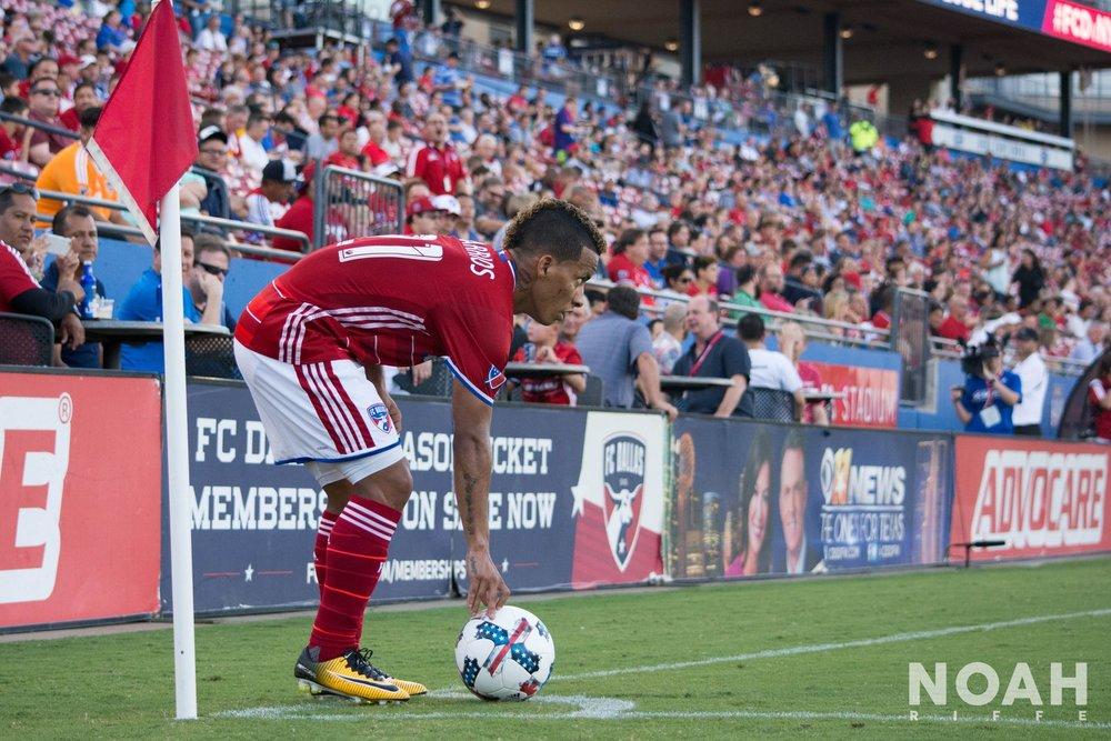 FC Dallas vs Houston Dynamo: Match Photos - By: Noah Riffe