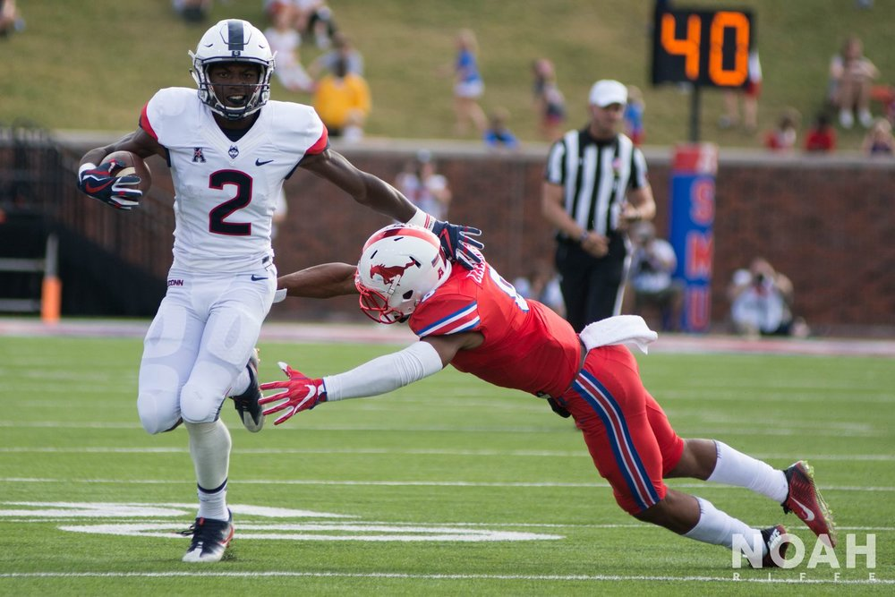 Photo Gallery Recap: SMU vs UConn - By: Noah Riffe