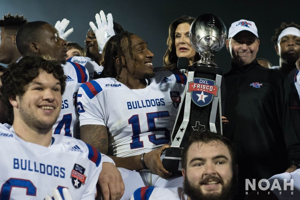 DXL Frisco Bowl 2017 - Game Photos - By: Noah Riffe