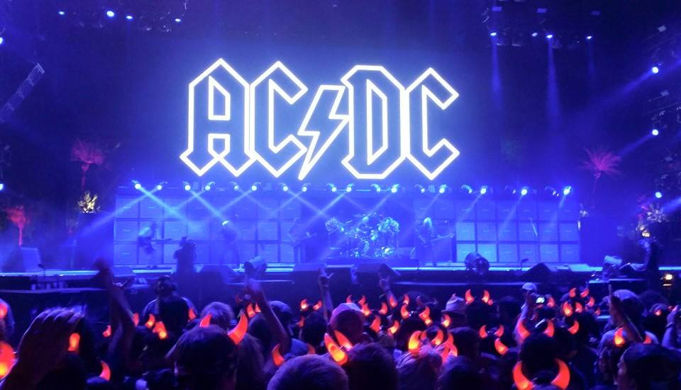 AC/DC at Coachella 2015