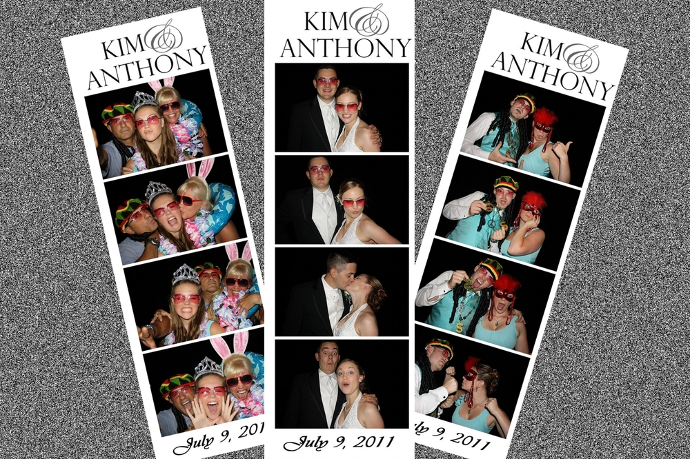 Print Outs from our Photo Booth Rental Orlando Fl