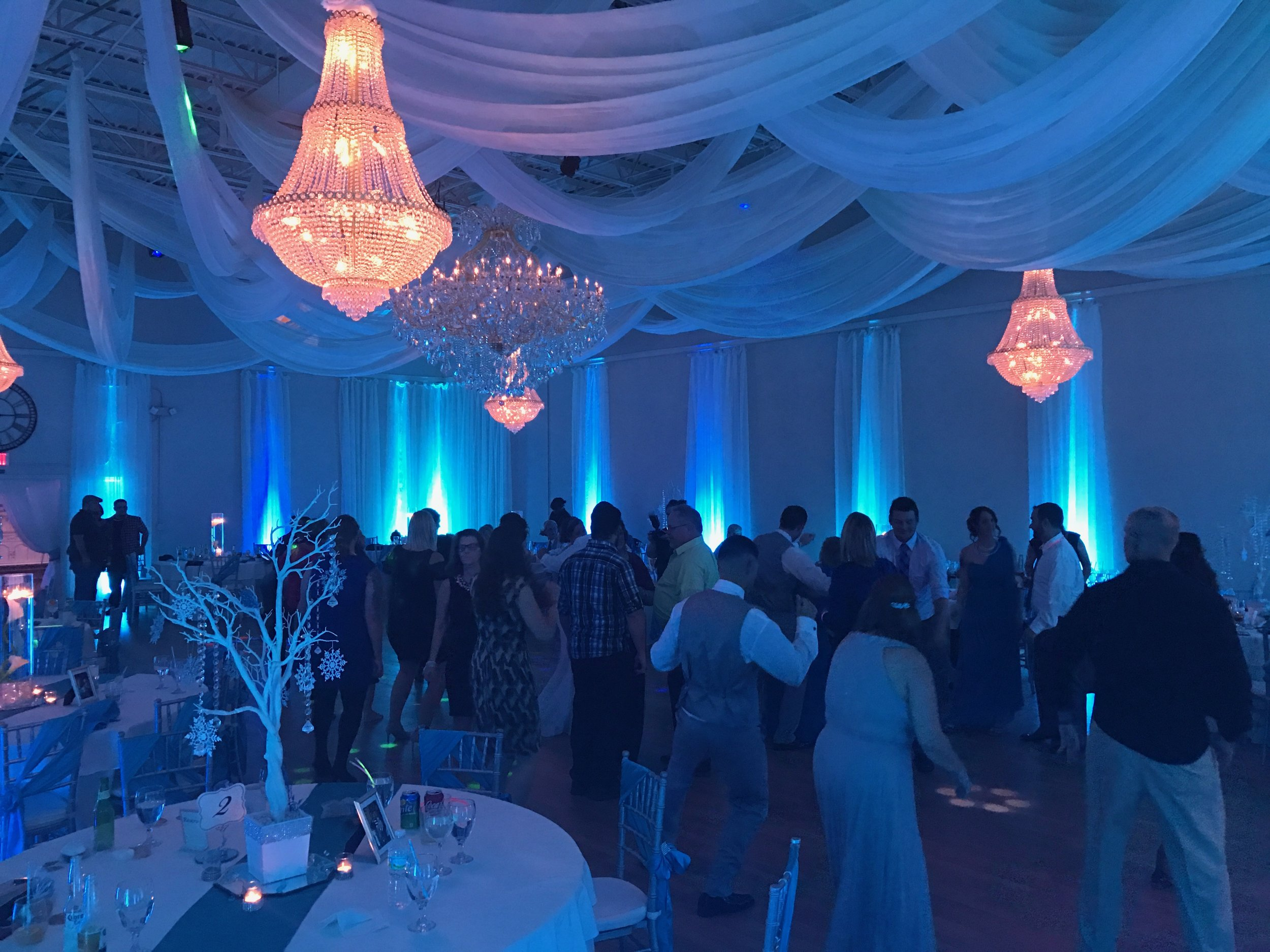 Transform your event space with LED lights Orlando !