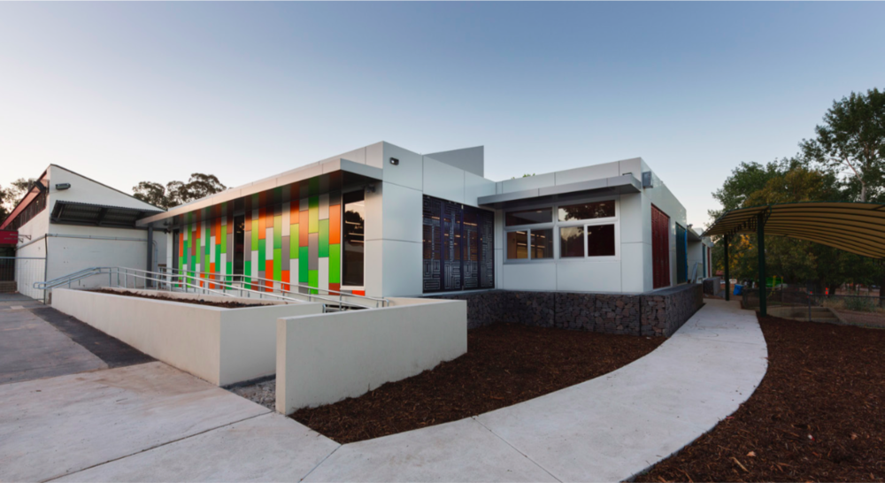 Modular School Extension - Duffy Primary School, ACT