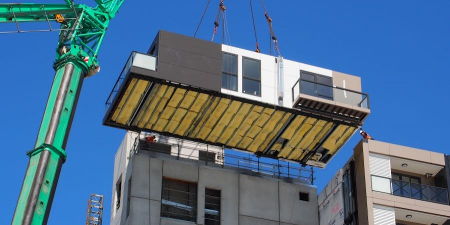 Module Manufacturer: Unitised Building by Hickory Client: Moloney Group