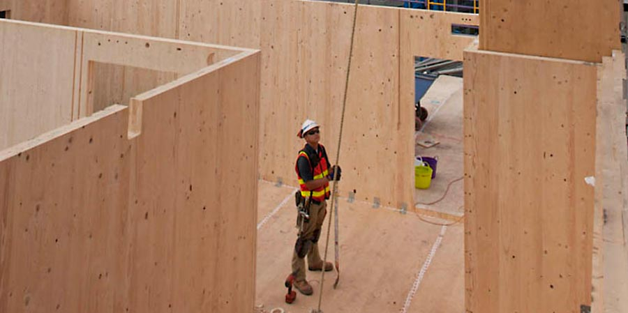 Builders: Lendlease Timber Solutions