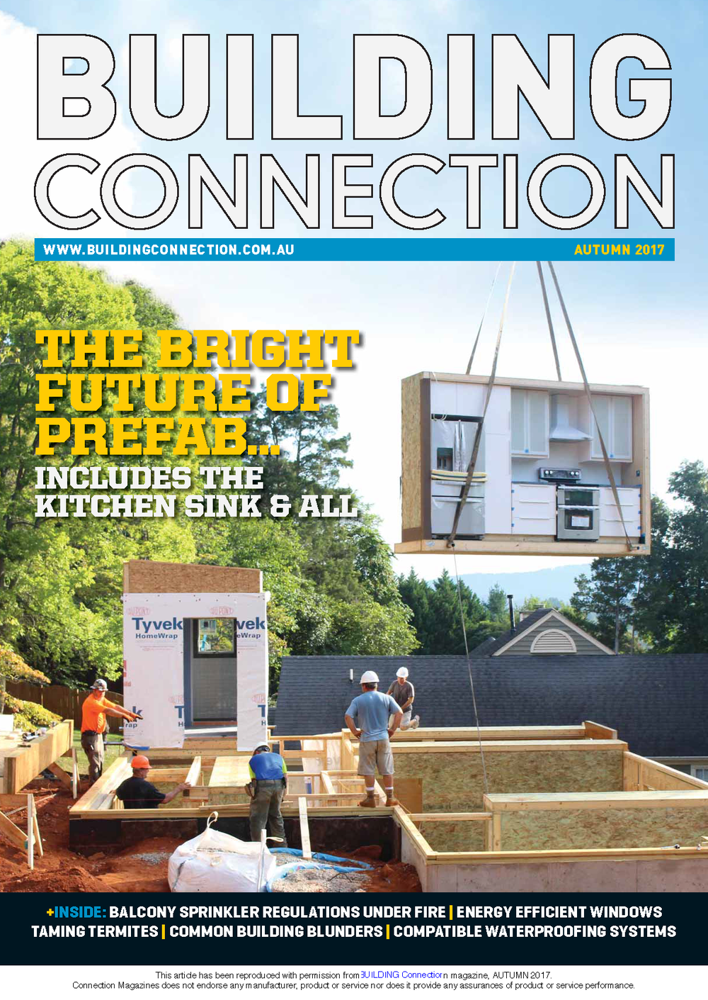 Conference Summary in the Autumn Edition of Building Connections
