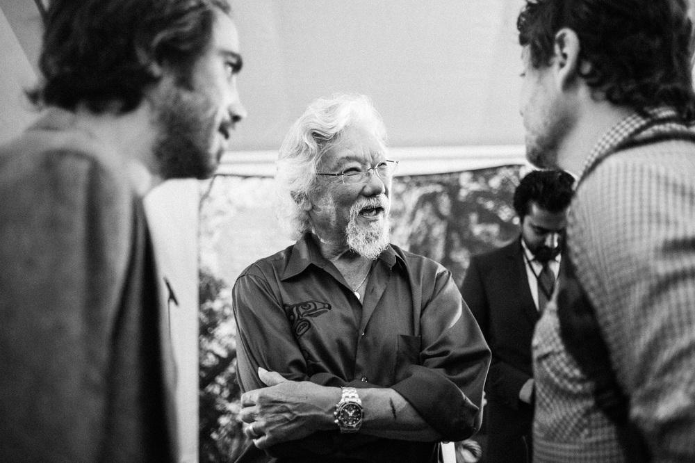 David Suzuki Benefit Concert