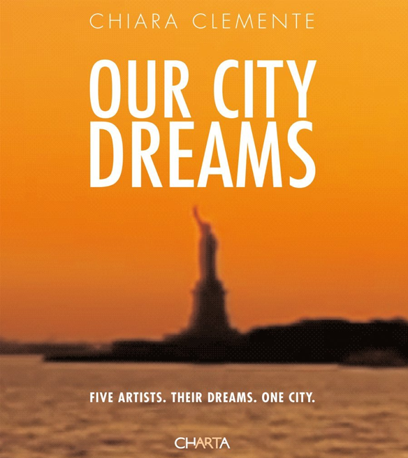 A companion to Clemente's documentary of the same name, the book  Our City Dreams  features film stills, transcriptions of the interviews in the film and an interview with Chiara Clemente by Dodie Kazanjian.