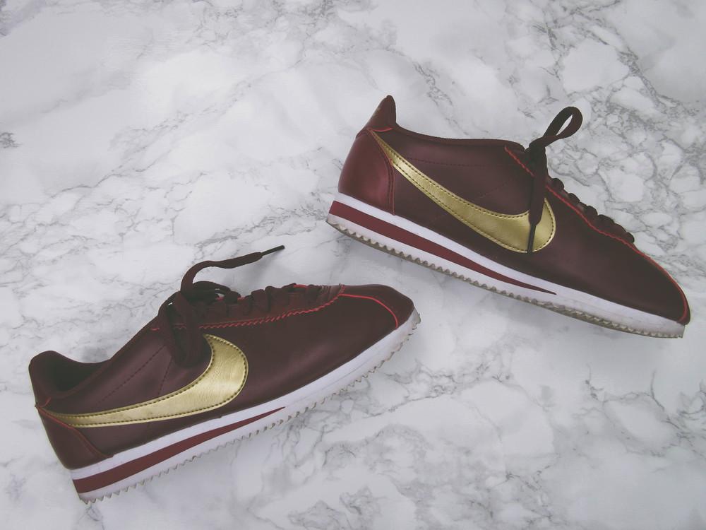 Nike Cortez sneakers, $70