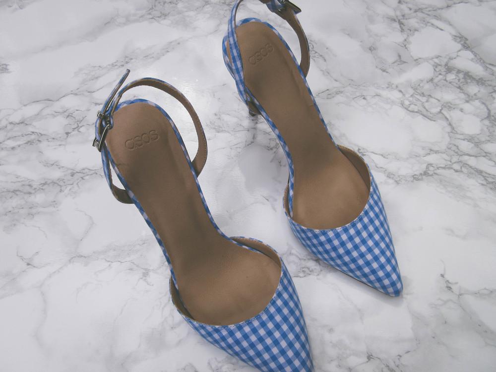 Asos Pyramid heels, $51