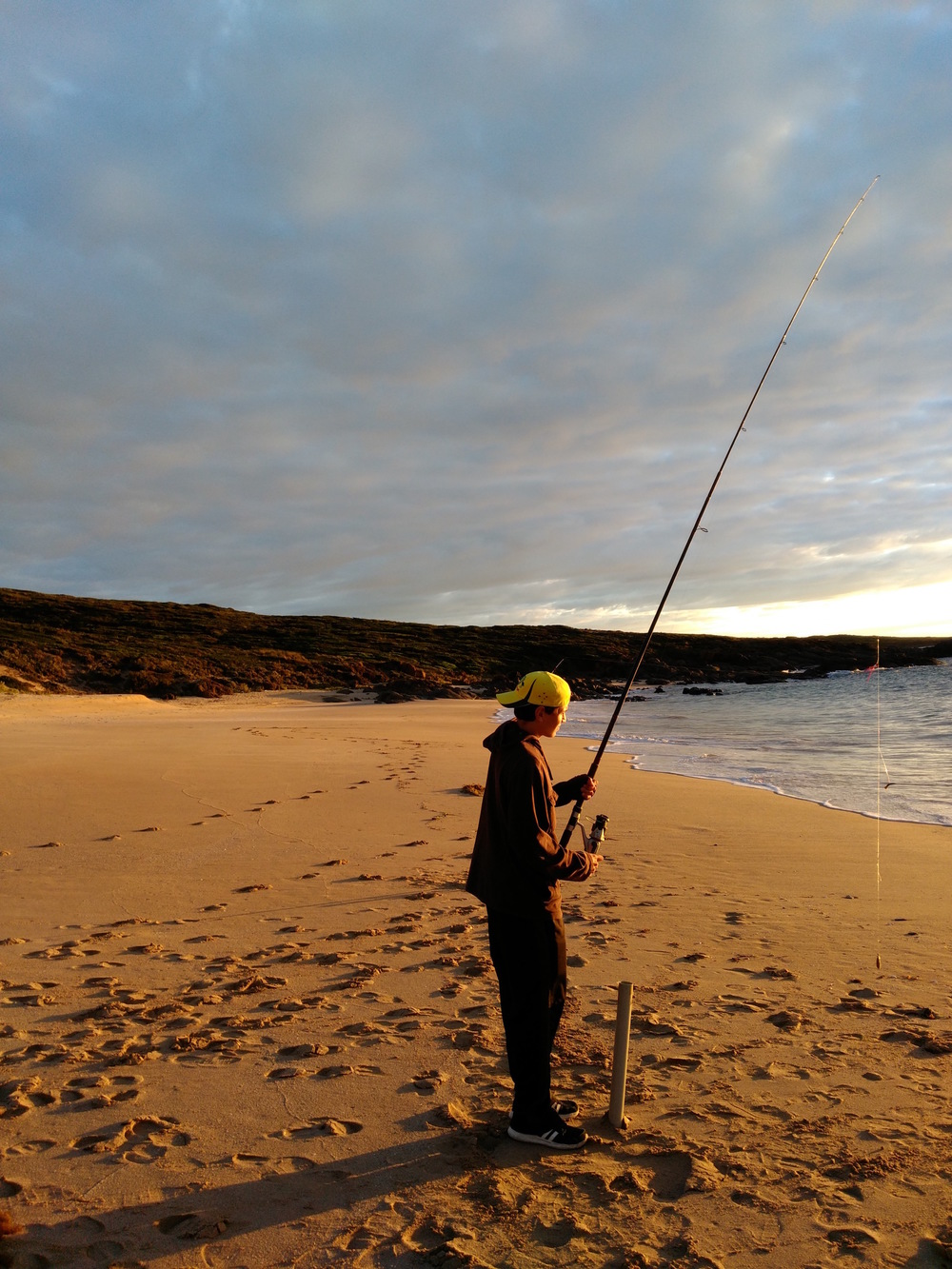 Surf Fishing Tasmania