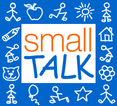 smallTALK is Huron-Perth's Preschool Speech/Language Initiative