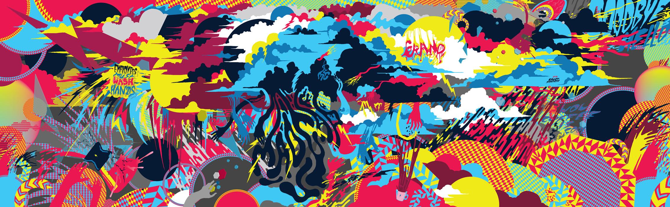 nopattern studio chuck anderson chicago based art design
