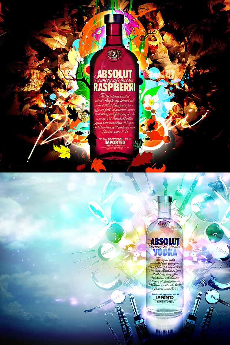 2004 / Absolut x Flavorpill