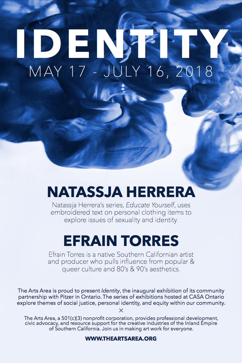 IDENTITY : May 17 - July 16, 2018
