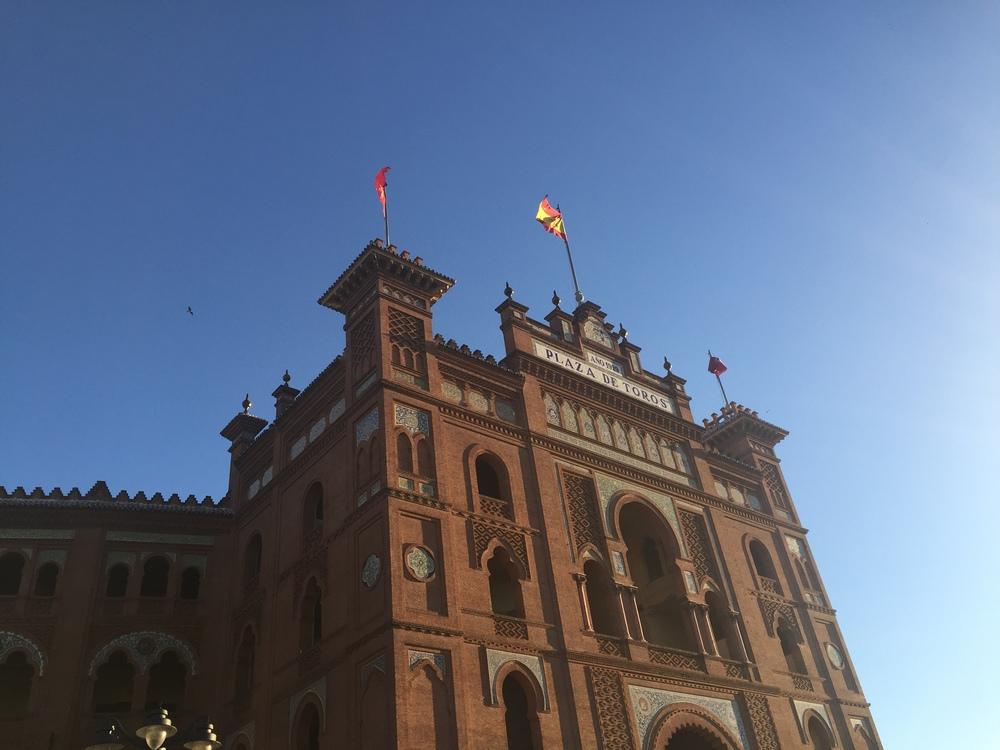 Plaza de Toros: home to bullfighting and BMX racing.