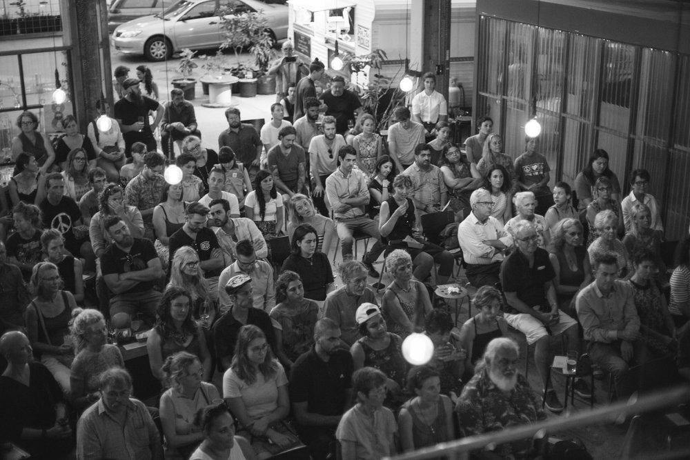 Brisbane's food & hospitality community gathers