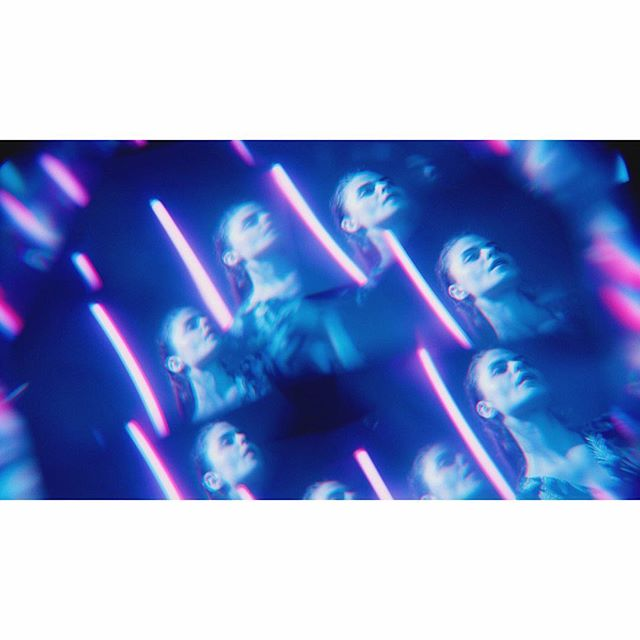 "this post has nothing to do with #transdayofvisibility . . disco ball POV from Visit Earth - ""parties"" . w/ @veralipeeva . . dir. @mackshepp . #arri #alexamini"