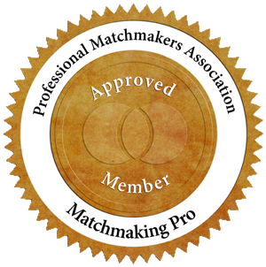 Certified Member of the Professional Matchmakers Association