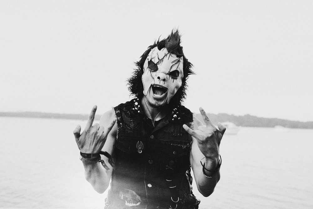 DJ BL3ND at Weekend Festival in Helsinki.