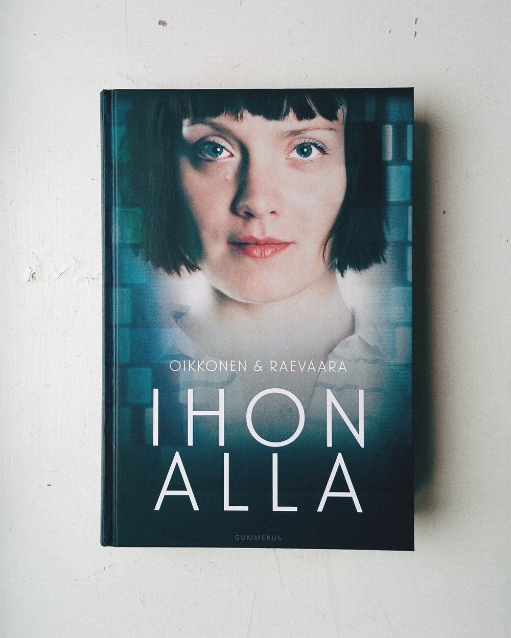 Book cover for Ihon Alla.
