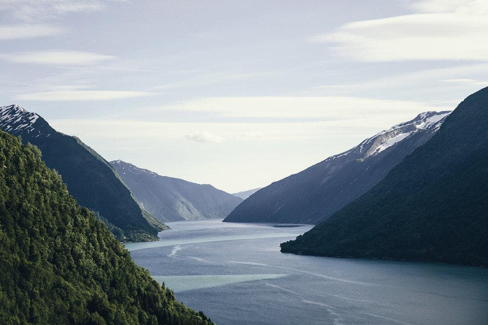 NORWAY LANDSCAPES -