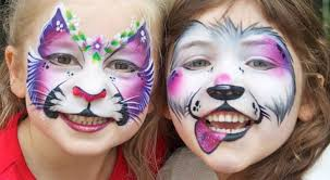 Face Painting by Tanita Sikes