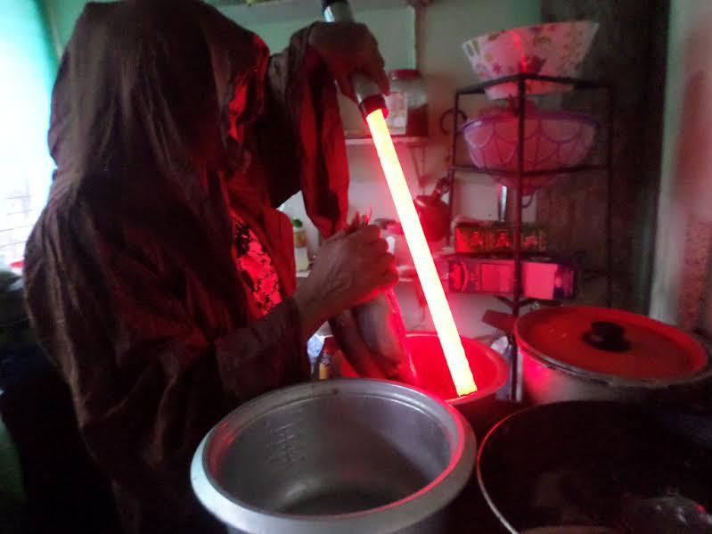 Karen Bahar. Navy Lieutenant. Jedi. Geek Mom.