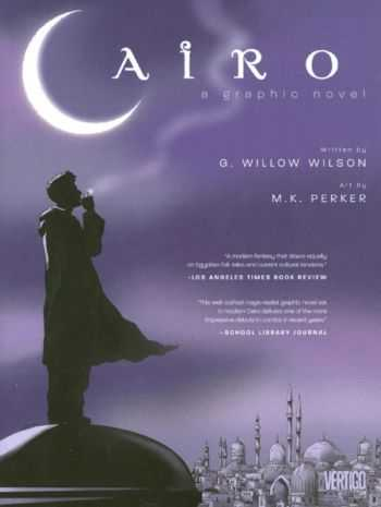 Cairo, G. Willow Wilson, Vertigo