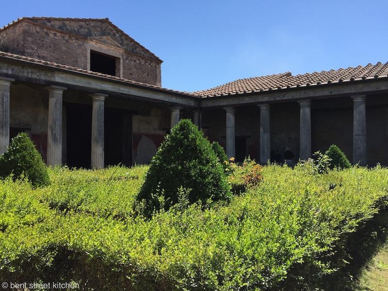 Casa del Menandro in Pompeii
