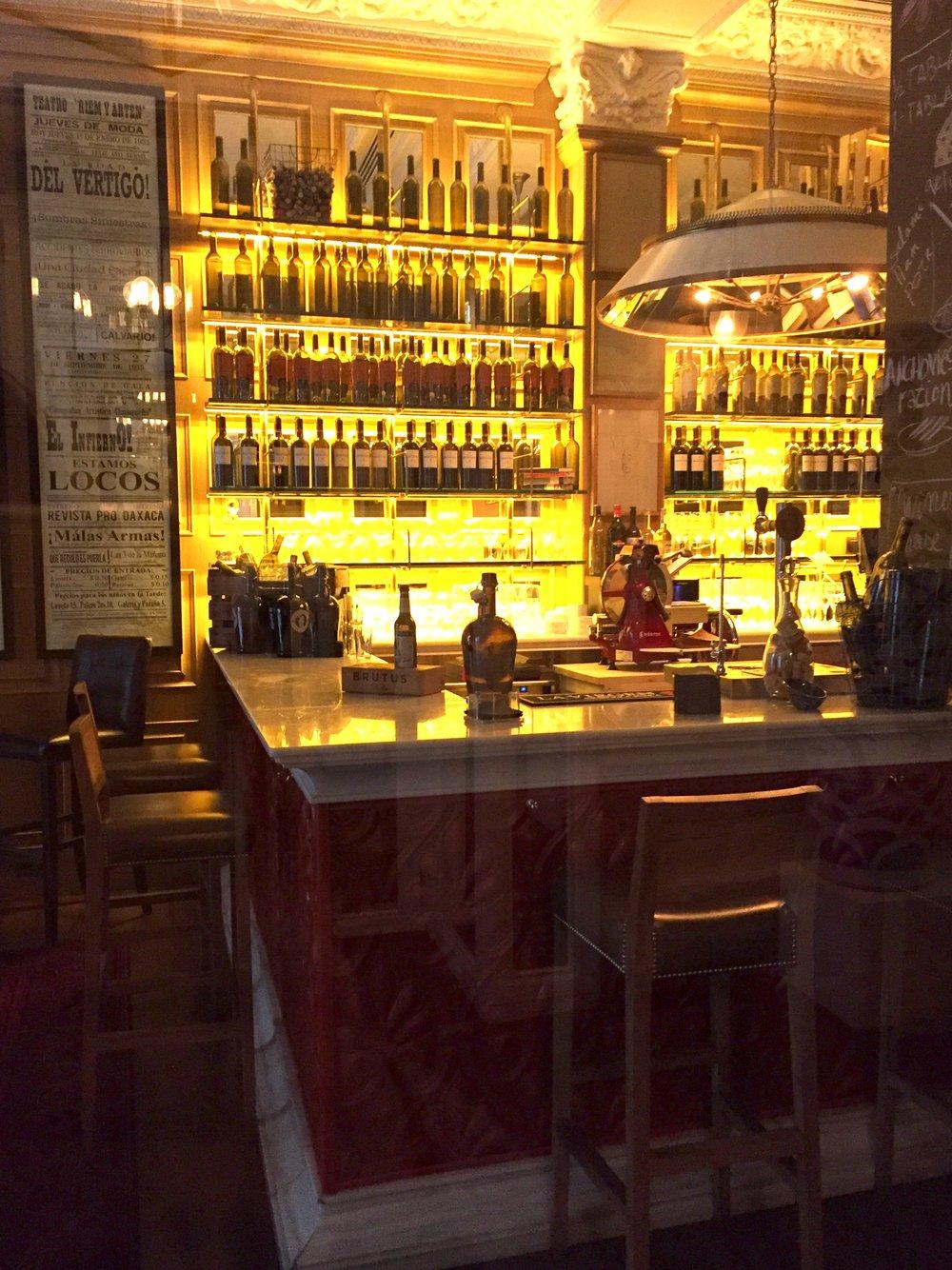 Padrino bar
