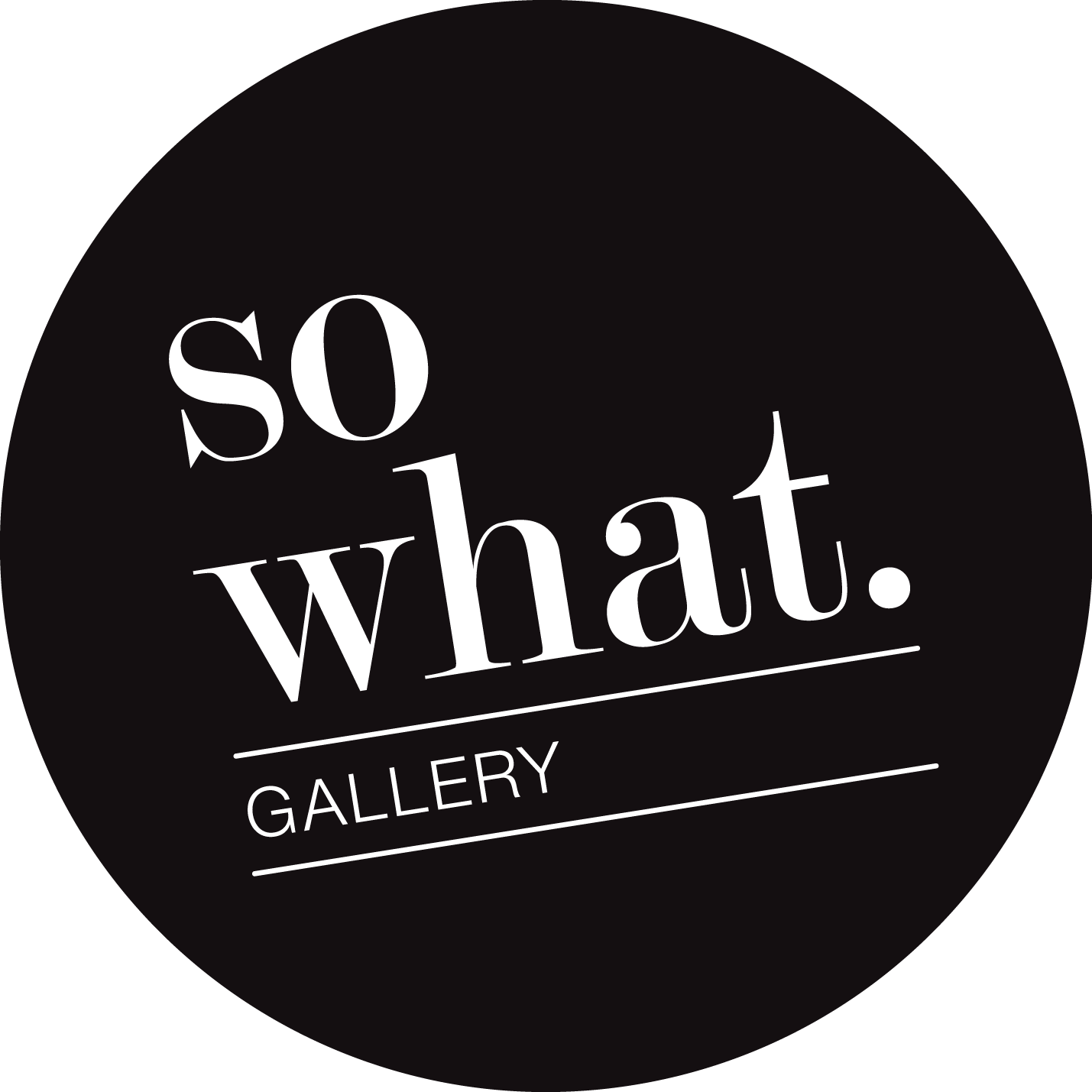 so what gallery